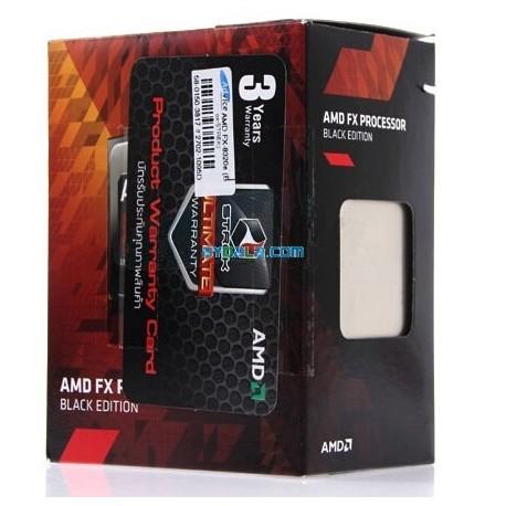 CPU AMD FX-8320e (Box STrek)