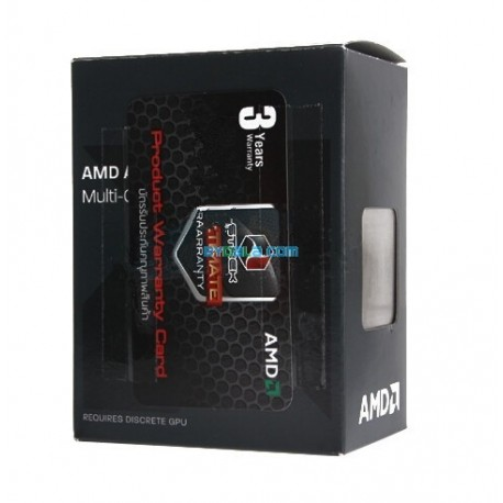 CPU AMD Athlon II X4 860K (Box STrek)