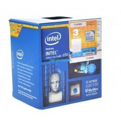 CPU Intel Core i7 - 4790K (Box Ingram/Synnex)