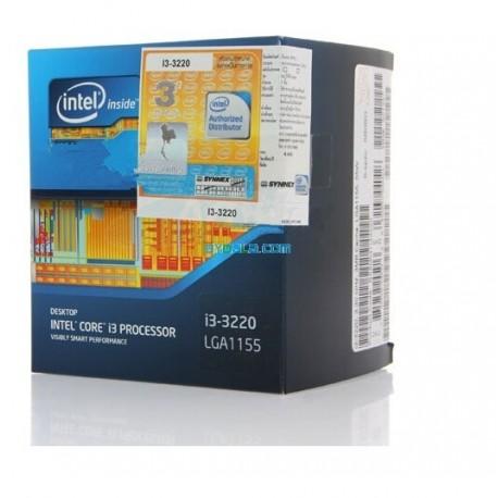 CPU Intel Core i3 - 3220 (Box Ingram/Synnex)
