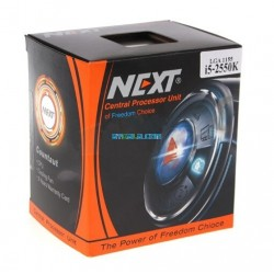 CPU Intel Core i5 - 2550K (Box-Fan Next)