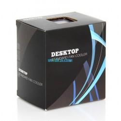 CPU Intel Core2 Duo E6600 (Box-Fan Desktop)