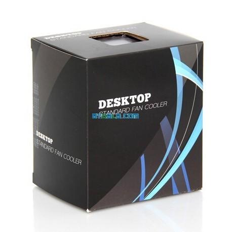CPU Intel Core2 Duo E7600 (Box-Fan Desktop)