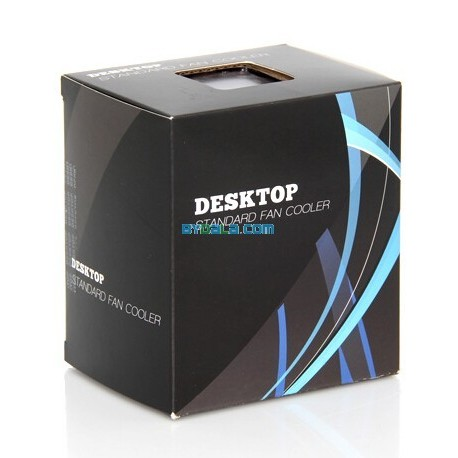CPU Intel Core2 Duo E8300 (Box-Fan Desktop)