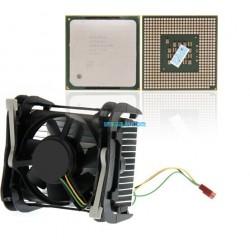 CPU Intel Pentium4 2.8 + Fan