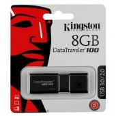 8GB 'Kingston' (DT100G3) 'USB 3.0'