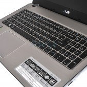 Acer Aspire F5-573G-53SJ/T003 (Silver)