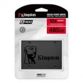 "Kingston 480GB A400 SATA 3 2.5"" SSD"