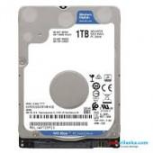 WD 1TB Notebook Hard Drive - Blue